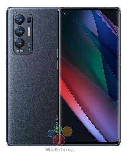 Oppo Find X3 Pro, Oppo Find X3 Neo и Oppo Find X3 Lite: характеристики и изображения – фото 2