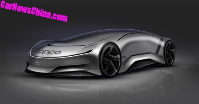 И Oppo туда же. Компания хочет делать свои электромобили – фото 1