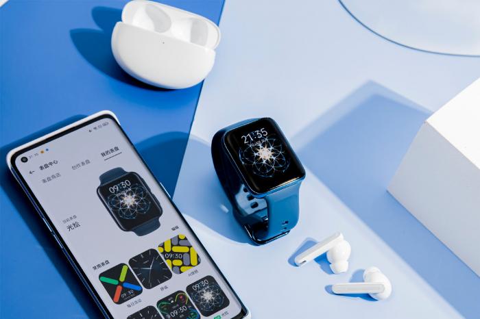 Представили смарт-часы Oppo Watch 2 – фото 2