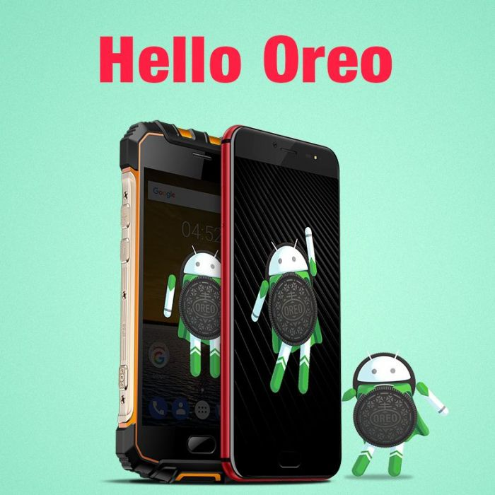 Ulefone выпустит обновление до Android 8.0 Oreo для своих смартфонов – фото 1