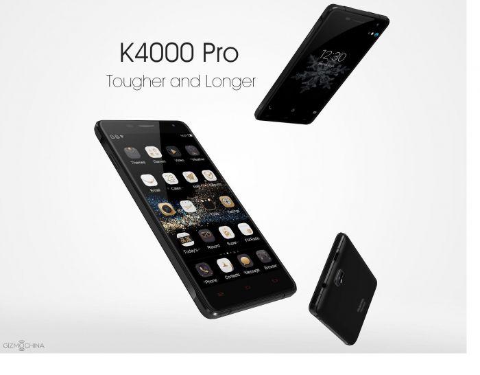 Фото с характеристиками Oukitel K4000 Pro выложили в сеть – фото 1