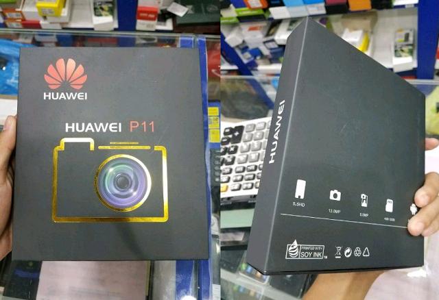 Первые фото Huawei P11 — фейк – фото 2