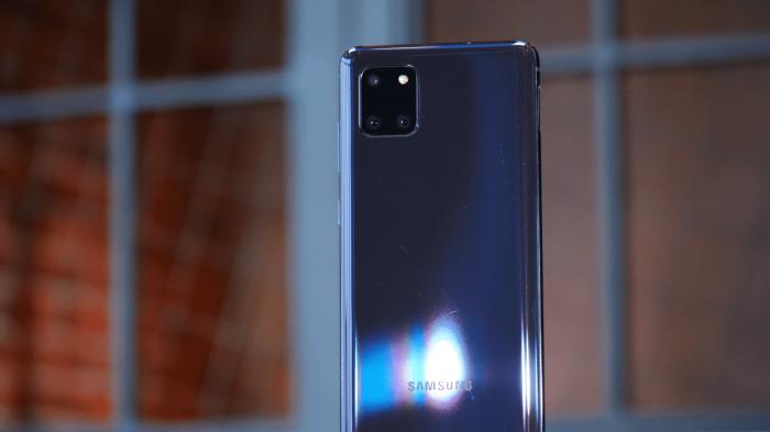 Обзор Samsung Galaxy Note10 Lite – а это точно «облегченный флагман»? – фото 7