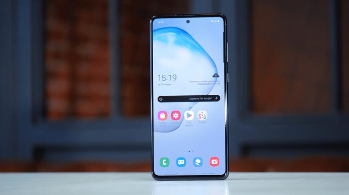 Обзор Samsung Galaxy Note10 Lite – а это точно «облегченный флагман»? – фото 5