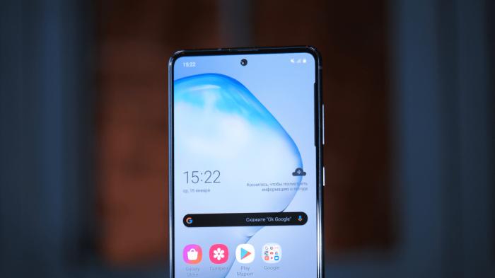 Обзор Samsung Galaxy Note10 Lite – а это точно «облегченный флагман»? – фото 3