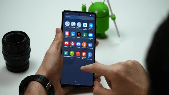 Обзор Samsung Galaxy Note10 Lite – а это точно «облегченный флагман»? – фото 24