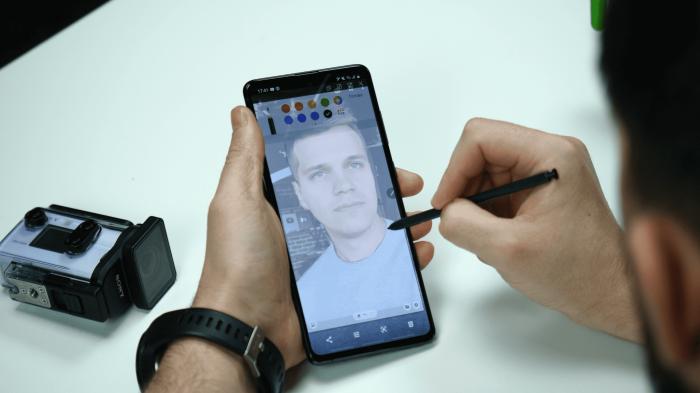 Обзор Samsung Galaxy Note10 Lite – а это точно «облегченный флагман»? – фото 22