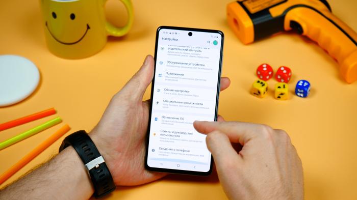 Обзор Samsung Galaxy A71 – удачное обновление по всем фронтам – фото 21