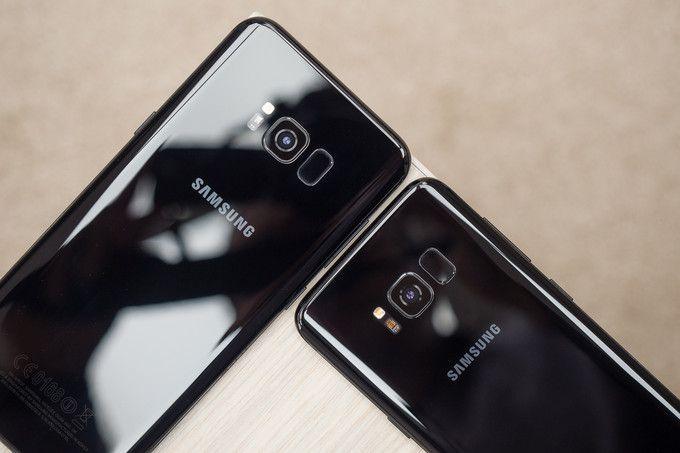 Samsung выпустила обновление для исправления красноватого оттенка дисплея и открыла исходный код для Galaxy S8/S8+ – фото 1