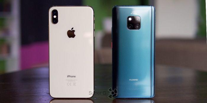 Huawei Mate 20 Pro vs iPhone XS Max: сравнение скорости работы – фото 2