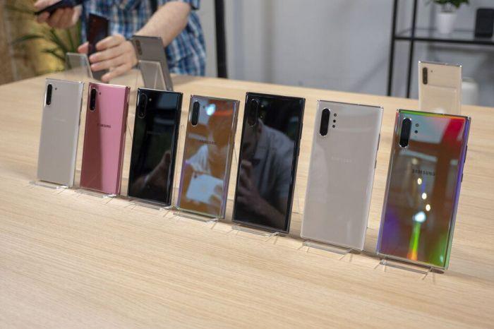 Samsung Galaxy Note 10 и Galaxy Note 10+: флагманы максимально заряженные технологиями – фото 6