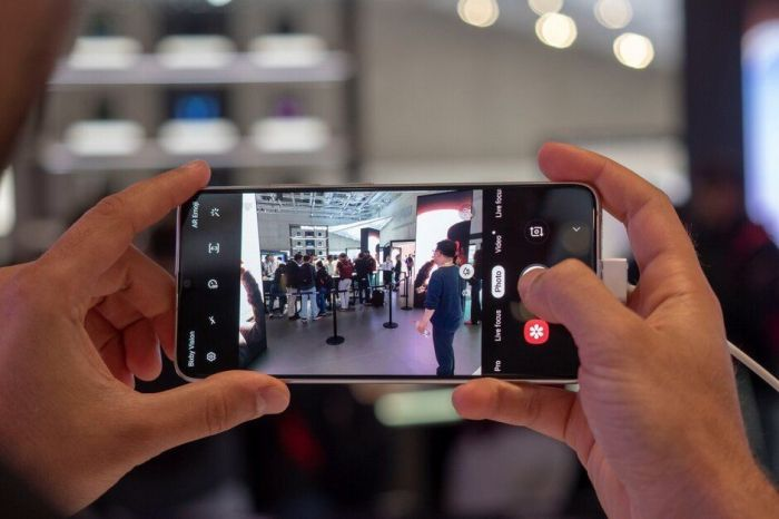 Названы характеристики Samsung Galaxy A91
