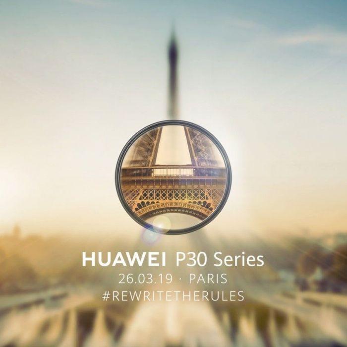 Стала известна дата презентации Huawei P30 – фото 2