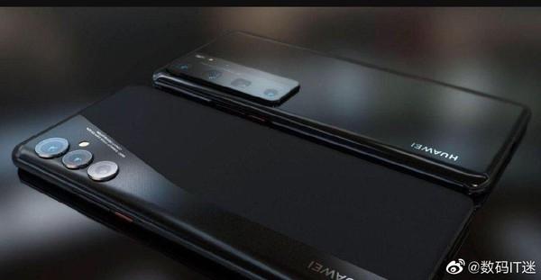 Утечка. Возможный вид новых Huawei P50 и P50 Pro – фото 1