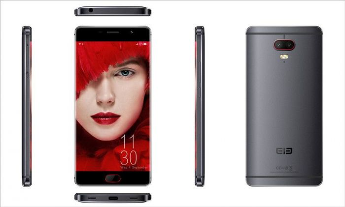 Elephone P9000 Edge получит 5,7-дюймовый QuadHD дисплей – фото 1