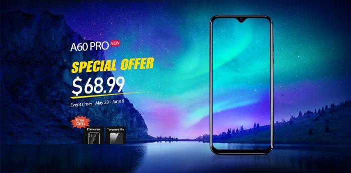 Бюджетный Blackview A60 Pro доступен за $68,99 – фото 1