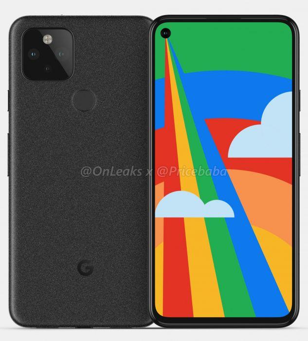 Качественные изображения Google Pixel 5 – фото 2