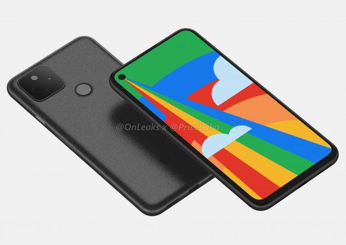 Качественные изображения Google Pixel 5 – фото 1