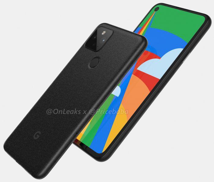 Качественные изображения Google Pixel 5 – фото 3