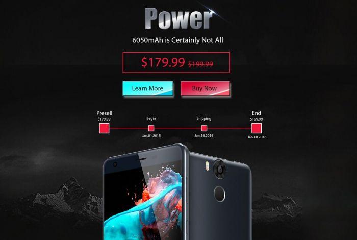 Ulefone Power прошел тест на выносливость – фото 1