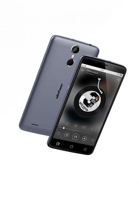 Ulefone Vienna: официальный анонс, полные характеристики и стоимость первого музыкального смартфона в линейке производителя – фото 2