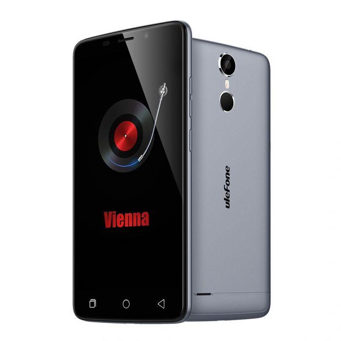 Музыкальный смартфон Ulefone Vienna сменил конфигурацию на 3 Гб ОЗУ и 8-ядерный МТ6753 – фото 2