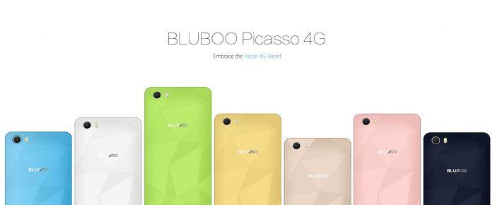 Всё самое главное о Bluboo Picasso 4G в официальном видео от производителя – фото 1
