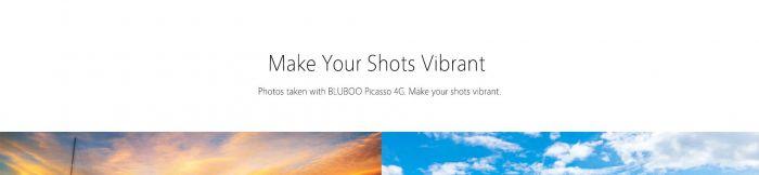 Всё самое главное о Bluboo Picasso 4G в официальном видео от производителя – фото 2