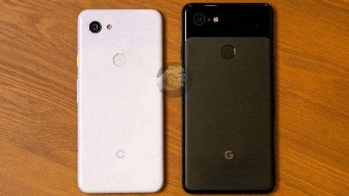 Опубликован официальный рендер Google Pixel 3a и Pixel 3a XL – фото 1