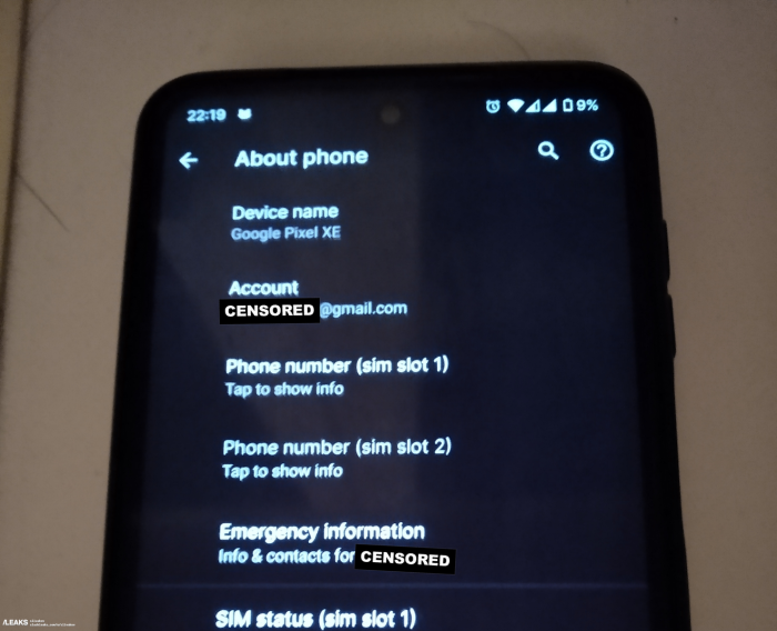 Неизвестный смартфон Pixel засветился в сети – фото 1