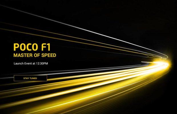 Анонс Xiaomi Pocophone F1 (Poco F1): «бюджетный» и скоростной флагман – фото 11