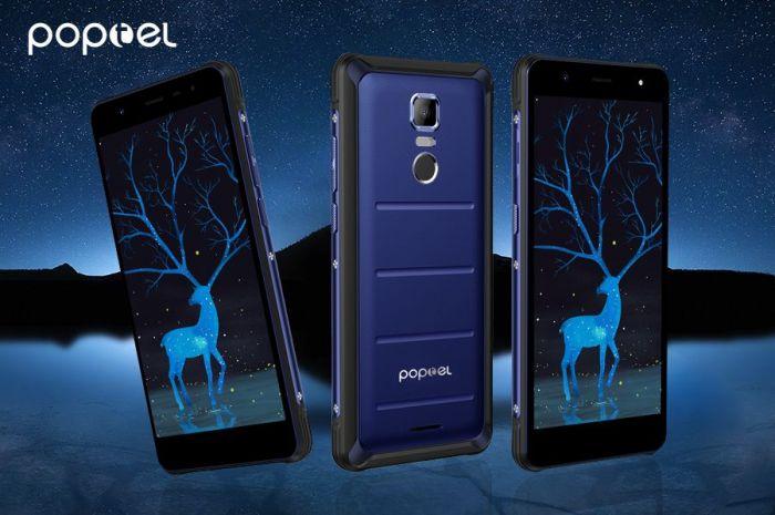 Poptel P10 — для поклонников недорогих и бронированных мобильников – фото 3