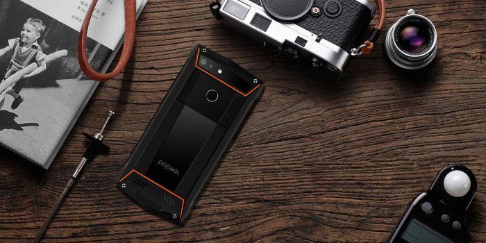 Защищенный Poptel P60 с беспроводной зарядкой и NFC появился в предзаказе – фото 4