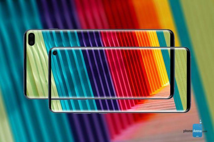 Подробности о конфигурациях памяти семейства Samsung Galaxy S10 – фото 1