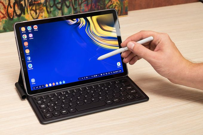 Дебют Samsung Galaxy Tab S4: лучший и мощный Android-планшет – фото 1
