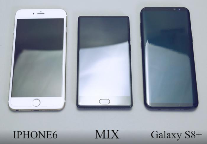 Leagoo KIICAA Mix против iPhone 6 и Samsung Galaxy S8+: сравнение камер – фото 2