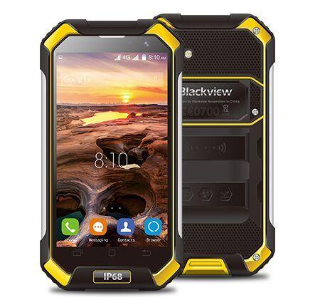 Blackview BV6000 – защищенный смартфон с отличной начинкой и стоимостью менее $200 – фото 1