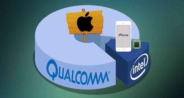 Apple планирует приобрести уIntel бизнес попроизводству модемов