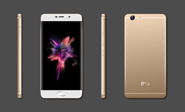 Elephone R9 – еще один безрамочный смартфон в металлическом корпусе, но с процессором Helio X20 – фото 1