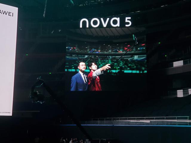 Трио дебютантов от Huawei: Nova 5, Nova 5 Pro и Nova 5i – фото 1