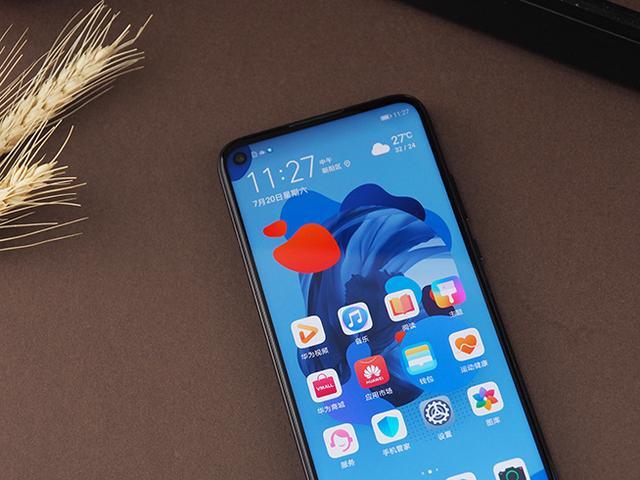 Представлен Huawei Nova 5i Pro с квадрокамерой от $320