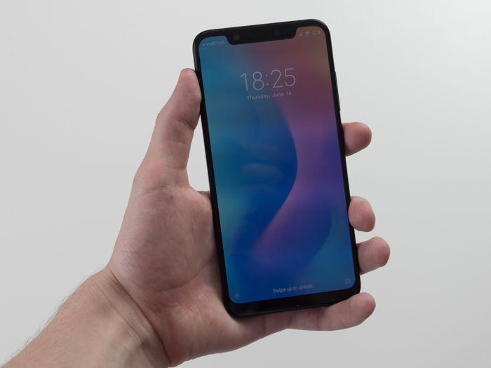 Обзор Xiaomi Mi 8 – фото 7