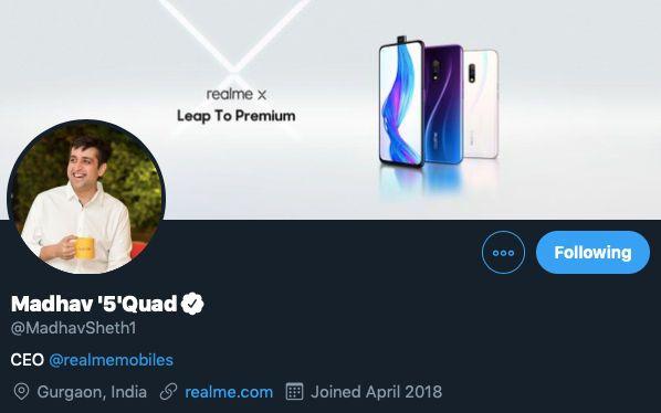 Ждем завтра анонс Realme 5 и Realme 5 Pro