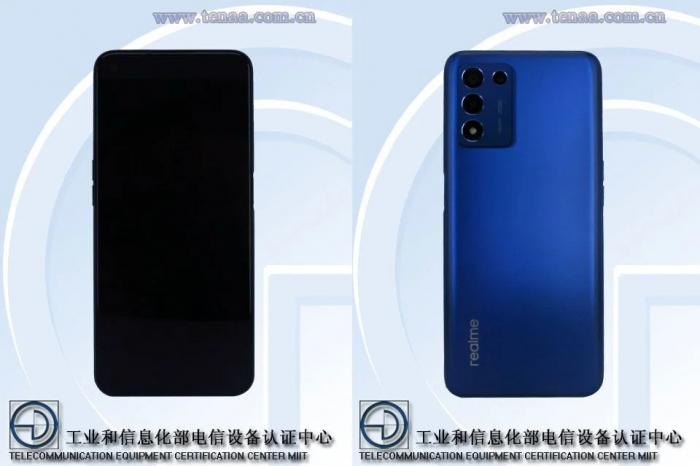 TENAA раскрыл характеристики Realme Q3s – фото 1