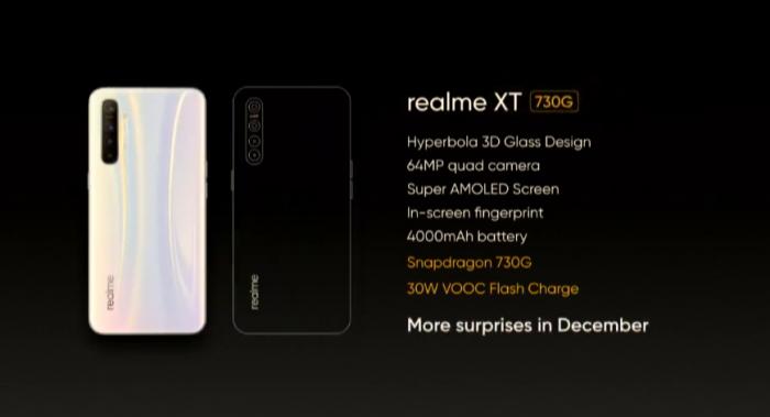 Анонс Realme XT: конкурент Redmi Note 8 Pro с Snapdragon 712, AMOLED-дисплеем и меньшей батарейкой – фото 4