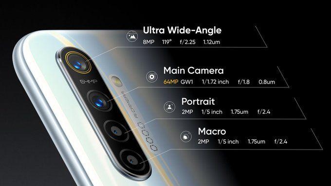Анонс Realme XT: конкурент Redmi Note 8 Pro с Snapdragon 712, AMOLED-дисплеем и меньшей батарейкой – фото 3