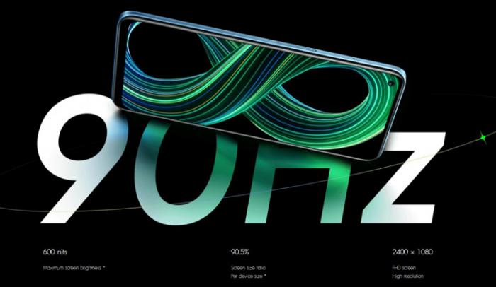 Представили Realme 8 5G с 90-Гц дисплеем и Dimensity 700 – фото 1