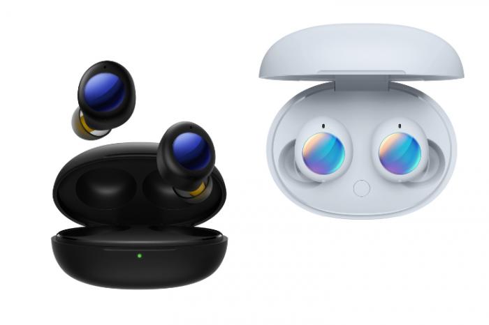 Представлены Realme Buds Air 2 Neo: автономность 28 часов и активное шумоподавление – фото 1
