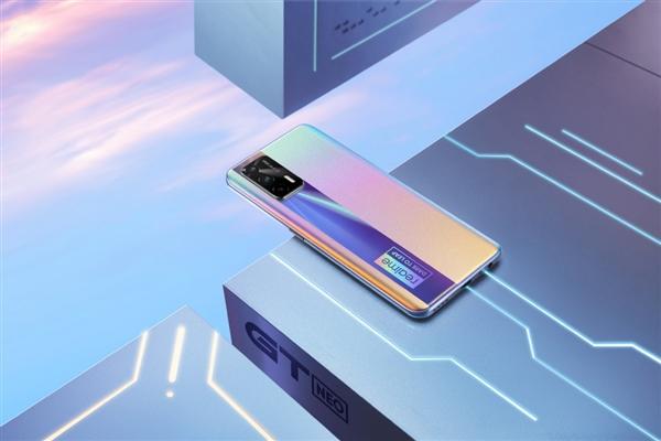 Realme GT Neo: изображения, характеристики и цена – фото 1