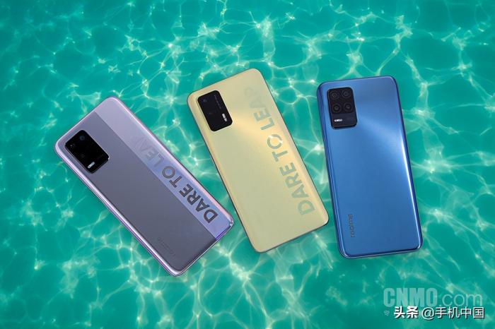 Представлены Realme Q3, Realme Q3i и Realme Q3 Pro: стильные 5G-смартфоны с чипами на любой вкус – фото 1
